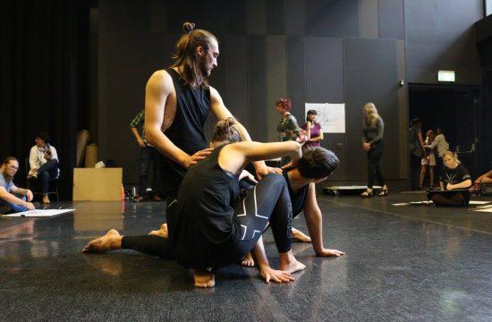 dancers at STCWA